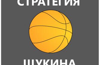 стратегия Щукина